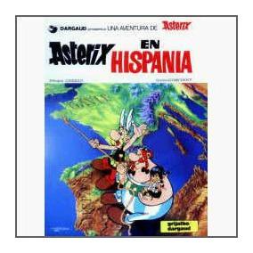 Asterix En Hispania - Capa Dura - Edição Espanhola - 1980