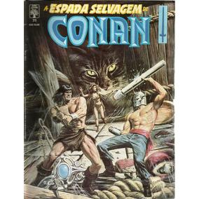 100 Revista Hqs 1990- Rvt- A Espada Selvagem De Conan- 71