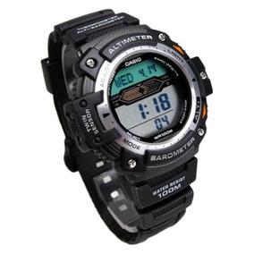 a89dd04f427 Relógio Casio Outgear Sgw-300 Hd Barometro Altimetro Aço Pt. 2 vendidos -  Santa Catarina · Relogio Casio Sgw300h Termometro Barometro Altimetro