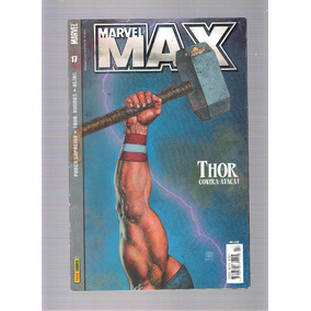Marvel Max - Números 17-18-19-20-21-22 - 5 Reais Cada