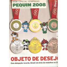 Revista Extra Especial Olimpiadas Pequim 2008