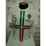 37945d1173 Camisa Portugal Away 12-13 Ronaldo 7 Patch Euro 2012