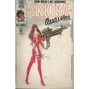 Elektra Assassina Parte 1 C/defeito Abril Bonellihq Cx90 K17