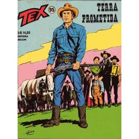 Tex Nº 95 -1ª Edição De 1977 Terra Prometida, Editora Vecchi