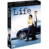 Life - 1ª Temporada - 4 Dvds - Lacrado