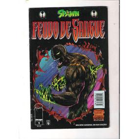 Revistas Spawn Feudo De Sangue Série Quinzenal - 2 Edições