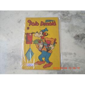 Revista O Pato Donald Disney Abril De 1975 Ótimo Estado