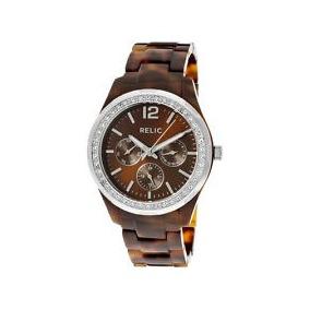 c89a36ecc30 Relogio Relic Masculino - Relógios De Pulso no Mercado Livre Brasil