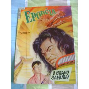 Epopéia No.66 Janeiro 1958 Ebal Ótimo!leia!