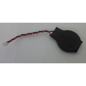 Bateria Cmos Setup Bios Placa Mãe Notebook / Netbook 2 Fios