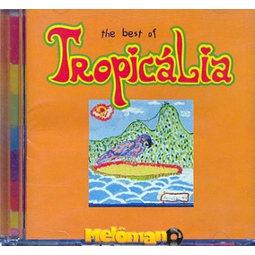 Va 1999 The Best O Tropicália Cd Mutantes Duprat Gil Gal
