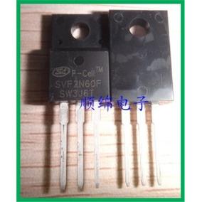 Svfn60f Mosfet To-220 Usados Em Fontes Original