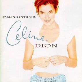 Cd Celine Dion - Falling Into You
