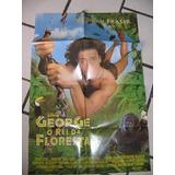 Cartaz Porta De Cinema Filme George Rei Disney Paradise