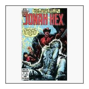 Jonah Hex Nº 43: Morte No Matagal - Ebal - 1982
