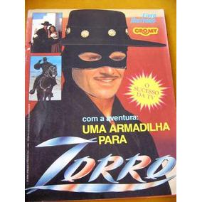 Album Filme Usa Zorro Completo 180 Cromos 40 Cartelas Extras