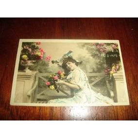 Cartão Postal Antigo - 1907