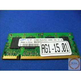 512mb Samsung Original Do Notebook Acer Aspire 4520 4720z