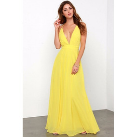 731f10216 Vestidos Largos De Modas - Vestidos de Mujer Largos en Mercado Libre ...