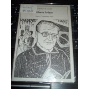 Livro Cordel Afonso Arinos Por Crispiniano Neto