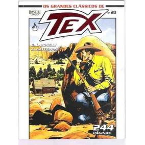 Tex Os Grandes Classicos De Tex Nº 20