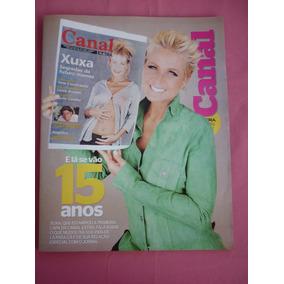 Revista Canal Extra - Xuxa