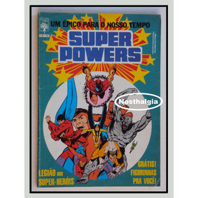 Super Power - N.1 - 1986 - Abril - F(59)