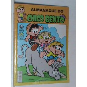 Almanaque Do Chico Bento Nº 91 (novo - Estado De Banca)