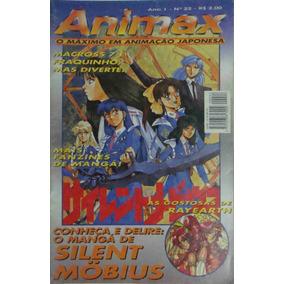 Revista Animax No. 22