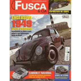 Fusca & Cia Nº50 Split Window 1949 Dacon Sp2 Sulam Cabriolet