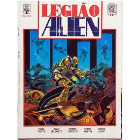 Legião Alien - Graphic Novel Nº 15