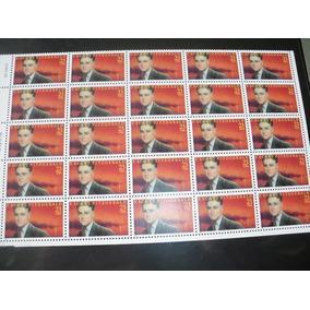 Selos Americano - 25 Selos F. Scott Fitzgerald, Frete 11,00