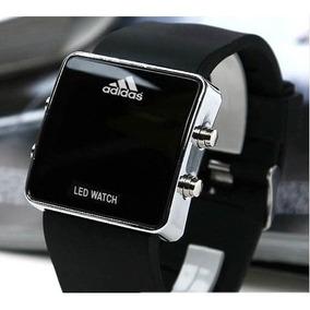 b188fcf83e7 Relógio Led Adidas - Relógios De Pulso em Curitiba no Mercado Livre ...