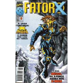 Fator-x Nº 8 - Surge Um Novo Heroi X-men - Abril