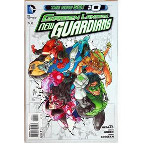 Green Lantern New Guardians (lanterna Verde) Nº 0-novos 52