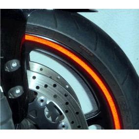 Friso Fita Kit 5mm Refletivo P/ Moto Carro Frete Grátis *