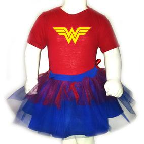 Disfraz Halloween Para Bebes - Wonder Woman