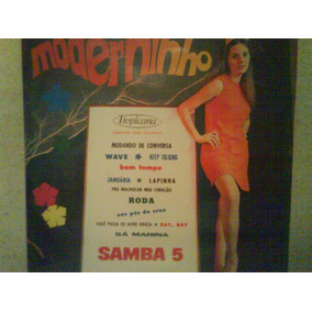 Lp Samba 5 - Moderninho