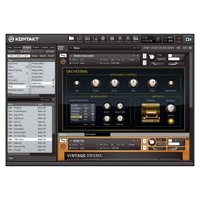 Kits Samples Para Kontakt, Arrochadeira