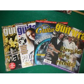 Revista Cover Guitarra Valor Todas