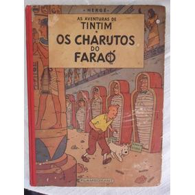 Tintin Os Charutos Do Faraó! Flamboyant!