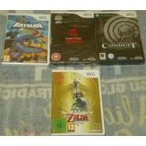 Juegos Europeos Para Nintendo Wii Zelda Mario