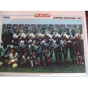 4c423086d1 Pôster Do Sergipe Campeão Sergipano - Coleções e Comics no Mercado ...