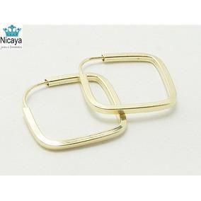 Nicaya Brinco Argola Folheado Ouro 18k - Joias e Relógios no Mercado ... dac0b8405d