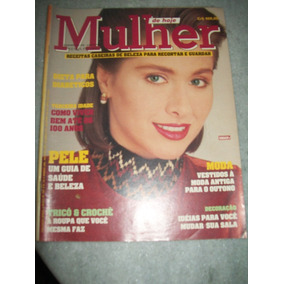 Revista Mulher De Hoje Nº135 - Natalie Wood, Guilherme Karam