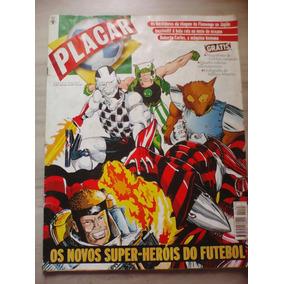 Revista Placar N 1107 - Ano 1995