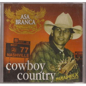 cd asa branca cowboy country vol 1