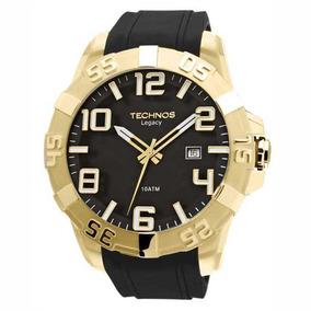 adf133ddf8cfb Relogio Technos Legacy Dourado 2315 - Relógios no Mercado Livre Brasil