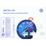 Manual Proprietario Gol 1.0 Ou 1.6 2003 G3 C/suplementos