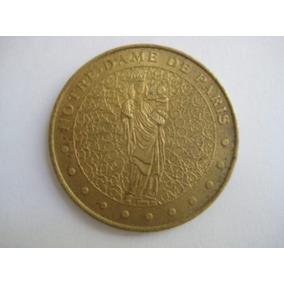 Medalha Notre Dame Monnaie De Paris 2001